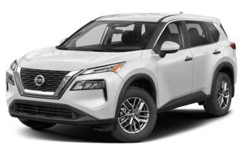 2021 Nissan Rogue - Glacier White