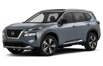 2021 Nissan Rogue - Boulder Grey Pearl