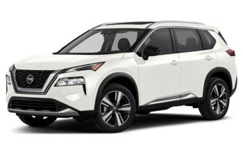 2021 Nissan Rogue - Pearl White