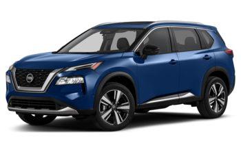 2021 Nissan Rogue - Caspian Blue Metallic