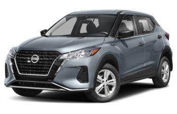 2021 Nissan Kicks - Boulder Grey Pearl