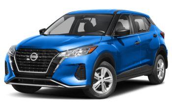 2021 Nissan Kicks - Electric Blue Metallic
