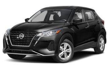 2021 Nissan Kicks - Super Black