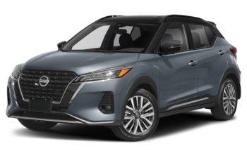 2021 Nissan Kicks - Grey/Super Black