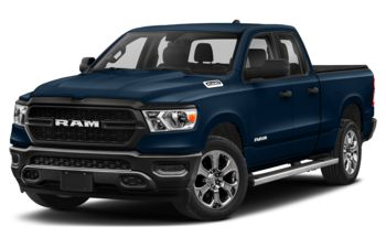 2020 RAM 1500 - Patriot Blue Pearl