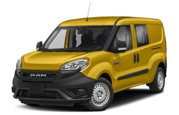 2021 RAM ProMaster City - Broom Yellow