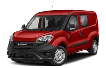 2021 RAM ProMaster City - Bright Red