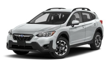 2021 Subaru Crosstrek - Cool Grey Khaki