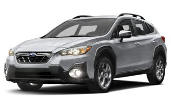 2021 Subaru Crosstrek - Ice Silver Metallic