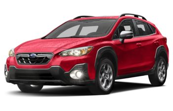 2021 Subaru Crosstrek - Pure Red