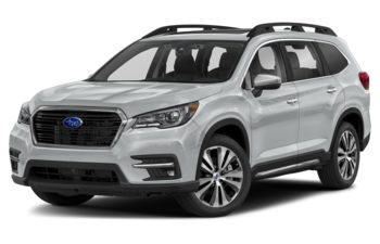 2021 Subaru Ascent - Ice Silver Metallic
