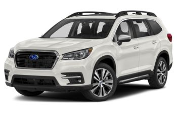 2021 Subaru Ascent - Crystal White Pearl