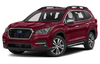 2021 Subaru Ascent - Crimson Red Pearl