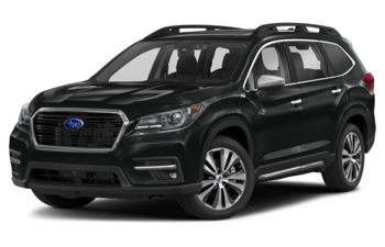 2021 Subaru Ascent - Crystal Black Silica