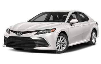 2021 Toyota Camry - Super White