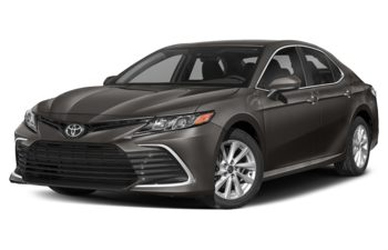 2021 Toyota Camry - Pre-Dawn Grey Mica