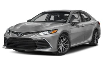 2021 Toyota Camry - Midnight Black Metallic
