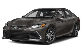 2021 Toyota Camry - Wind Chill Pearl