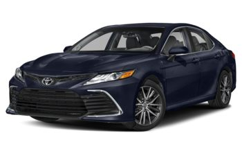 2021 Toyota Camry - Ruby Flare Pearl
