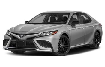 2021 Toyota Camry - Celestial Silver Metallic