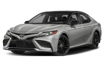 2021 Toyota Camry - Celestial Silver Metallic w/Black Roof