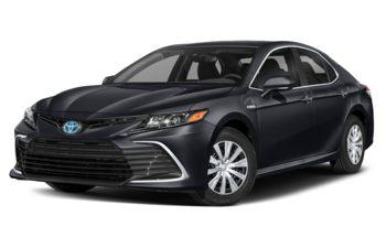 2021 Toyota Camry Hybrid - Celestial Silver Metallic