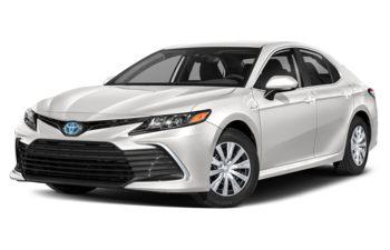 2021 Toyota Camry Hybrid - Super White