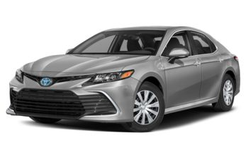 2021 Toyota Camry Hybrid - Midnight Black Metallic
