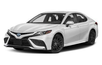 2021 Toyota Camry Hybrid - N/A