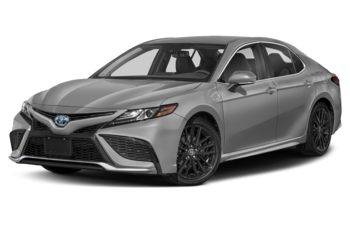 2021 Toyota Camry Hybrid - Wind Chill Pearl
