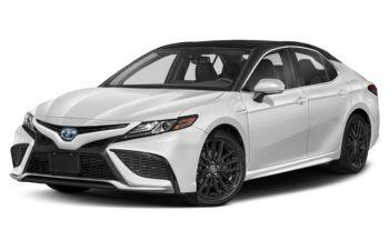 2021 Toyota Camry Hybrid - Midnight Black Metallic