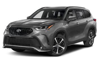 2021 Toyota Highlander - Magnetic Grey Metallic
