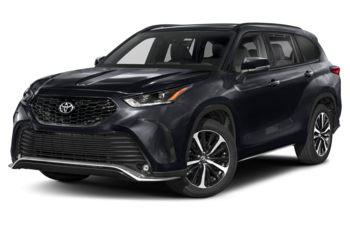2021 Toyota Highlander - Midnight Black Metallic