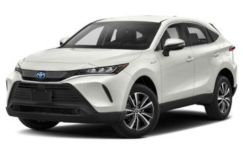 2021 Toyota Venza - Titanium Glow