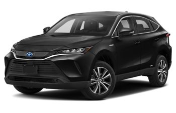 2021 Toyota Venza - Black
