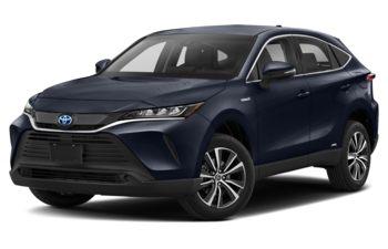 2021 Toyota Venza - Blueprint