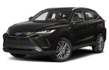 2021 Toyota Venza - Celestial Black