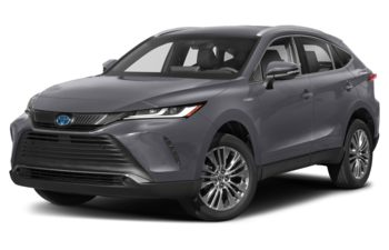 2021 Toyota Venza - Coastal Grey Metallic