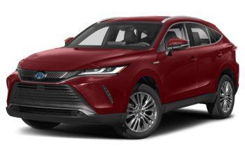 2021 Toyota Venza - Ruby Flare Pearl