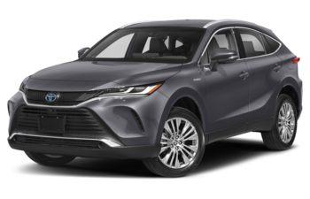 2021 Toyota Venza - Blizzard Pearl