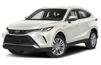 2021 Toyota Venza - Coastal Grey Metallic