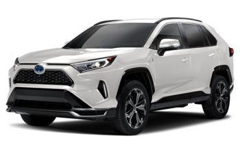 2021 Toyota RAV4 Prime - Super White