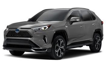 2021 Toyota RAV4 Prime - Silver Sky Metallic