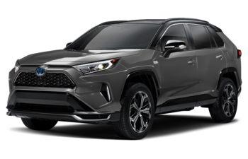 2021 Toyota RAV4 Prime - Magnetic Grey Metallic w/Black Roof