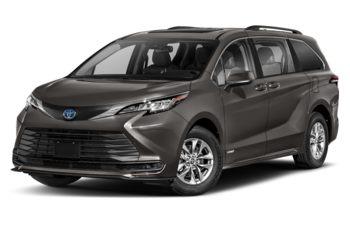 2021 Toyota Sienna - Celestial Silver Metallic