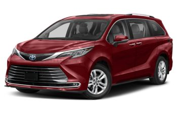2021 Toyota Sienna - Ruby Flare Pearl