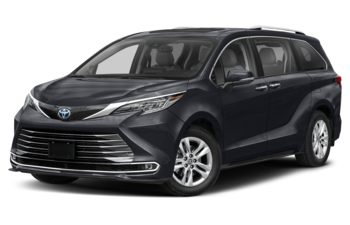 2021 Toyota Sienna - Sunset Bronze Mica