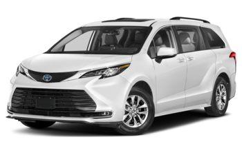 2021 Toyota Sienna - Pre-Dawn Grey Mica