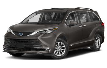 2021 Toyota Sienna - Midnight Black Metallic