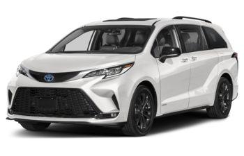 2021 Toyota Sienna - Super White